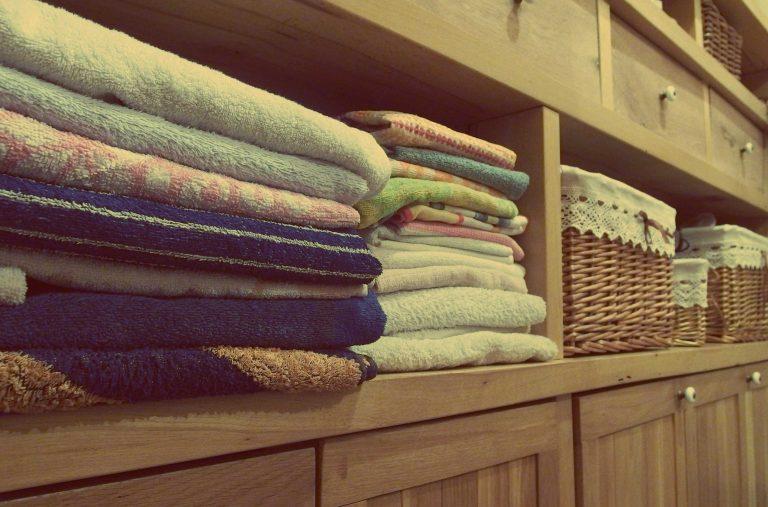 Como organizar roupas íntimas.