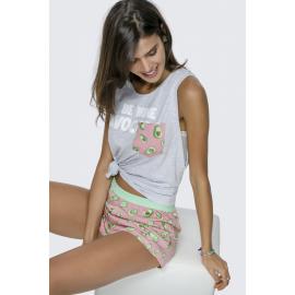 Pijama Cor Com Amor 12030-001