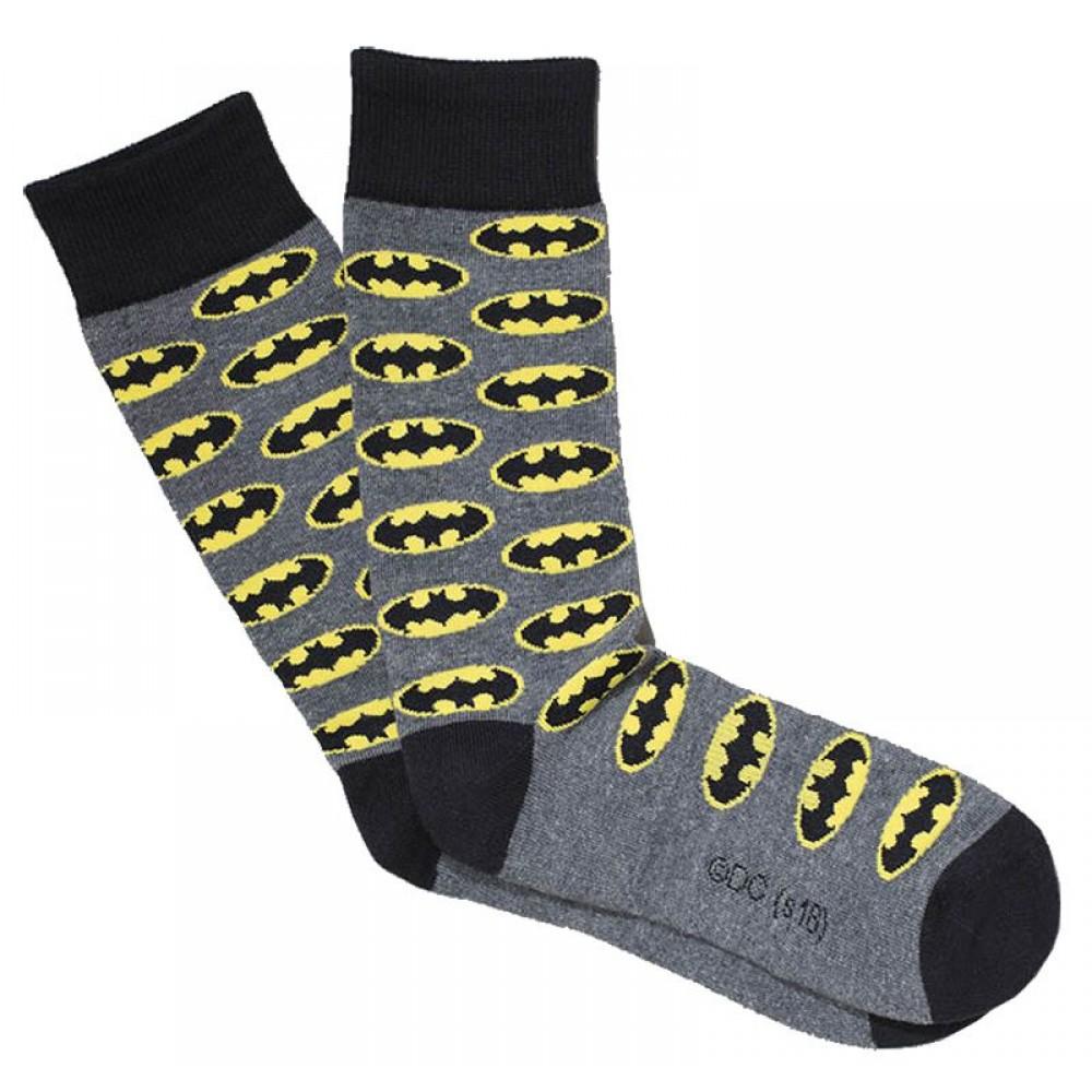 Meia Lupo Urban Batman