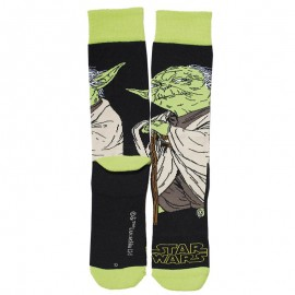 Meia Lupo Star Wars Yoda (Adulto)
