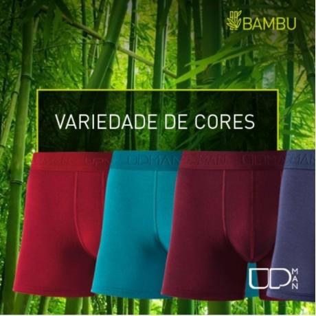 Cueca Boxer Bambu UpMan