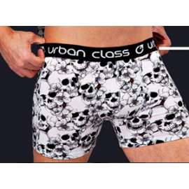 Cueca Boxer Estampa Digital Urban Class